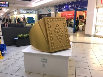 Janie Nicol's Fake Gold Ring at Cumbernauld Shopping Centre