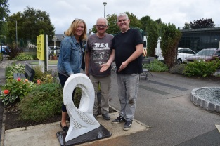 Tom Allan's Big Wave Vortex at Forth Valley Sensory Centre, Falkirk